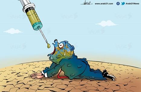 العالم ينتظر اللقاح