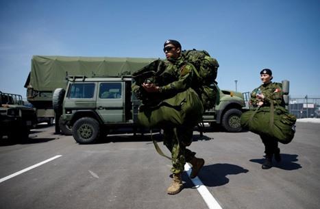 مقتل 4 جنود كنديين وإصابة العشرات بانفجار في تشاد