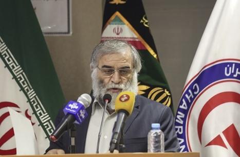 إيران للأمم المتحدة: مؤشرات لضلوع إسرائيل باغتيال فخري زاده