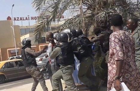 اعتقالات في موريتانيا لمطالبتهم بالعدالة لضحايا اضطرابات 1989
