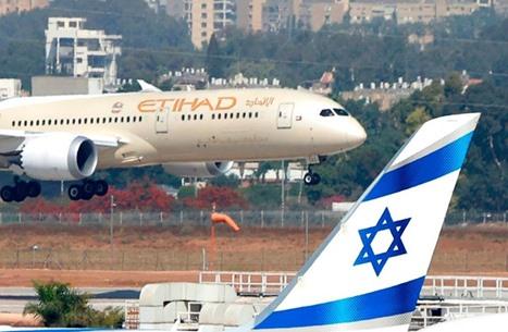 إلغاء عشرات الرحلات لتل أبيب.. والاتحاد الإماراتية تتوقف