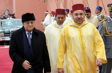 المغرب.. بعد مظاهرات شعبية الملك يؤكد دعمه لفلسطين