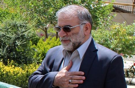 مبعوث أمريكي يستبعد ردا إيرانيا على اغتيال زاده