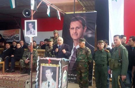معهد أتلانتك: ماذا يعني لجوء الأسد لتشكيل الفيلق الخامس؟