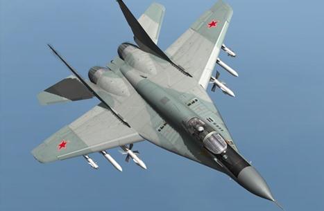 مقاتلة روسية تطارد قاذفة أمريكية فوق بحر اليابان