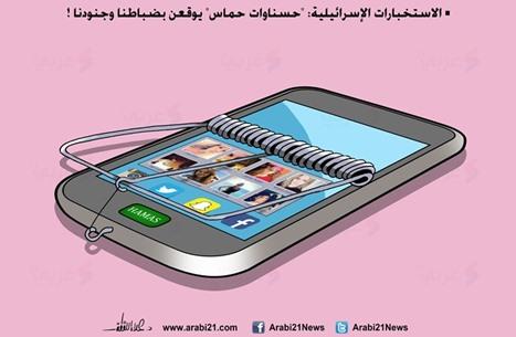 """""""حسناوات حماس"""" يوقعن بضباط إسرائيل وجنودها"""