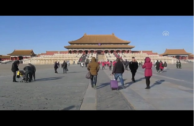 """""""المدينة المحرمة"""" في الصين.. أسرار وأساطير"""