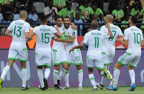 غياب نجمي الجزائر عن التدريبات قبل مواجهة تونس (فيديو)
