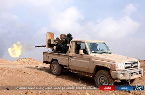 وكالة: حزب الله سيمنع سقوط مطار دير الزور إن صمد 24 ساعة