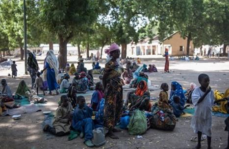 غارة جوية خاطئة تقتل 76 مدنيا في مخيم للنازحين بنيجيريا