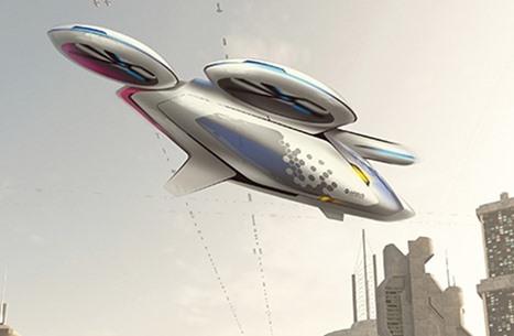 """إيرباص تهدف لاختبار نموذج """"سيارة طائرة"""" بنهاية 2017"""
