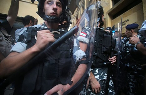 حذر أمني في لبنان تحسبا لهجمات من تنظيم الدولة