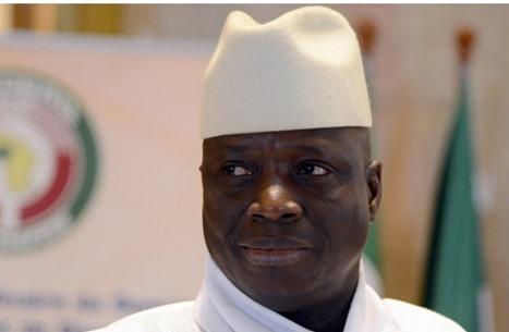رئيس غامبيا السابق يتوجه إلى منفاه في غينيا الاستوائية