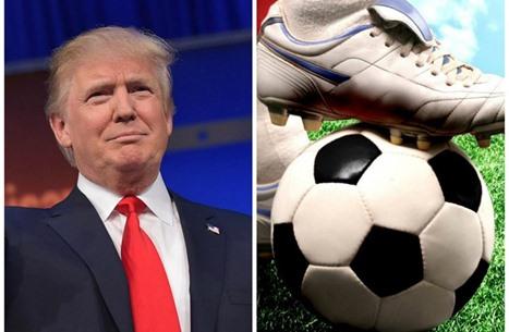 ترامب حاول شراء فريق لكرة قدم.. ما هو هذا الفريق؟