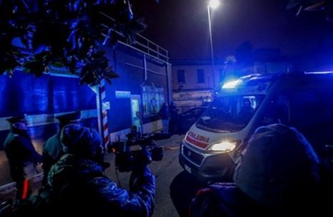مقتل 16 مراهقا مجريا في حادث حافلة شمال إيطاليا