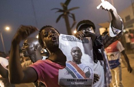 جامع يقرر التنحي عن الحكم لإنهاء الأزمة السياسية في غامبيا
