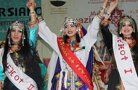 أكادير تختار ملكة جمال الأمازيغ برسم عام 2967