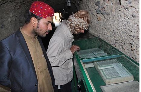 جبل النور في باكستان.. نفق لدفن نسخ القرآن القديمة (شاهد)