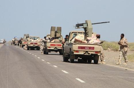 قائد كبير بالجيش اليمني ينجو من ضربة جوية خاطئة للتحالف