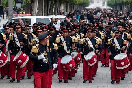 رالي تونس الدولي للدراجات النارية - 06- رالي تونس الدولي للدراجات النارية - الاناضول