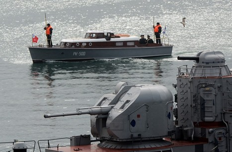 مناورات روسية أمام سواحل ليبيا: هل هي بداية تدخل؟