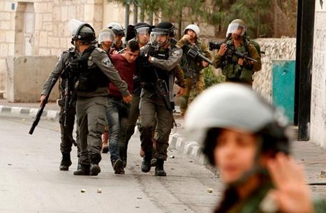 اعتقالات بالضفة وإطلاق للنار صوب الصيادين ببحر غزة