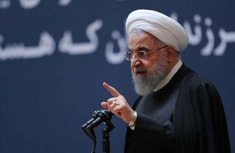 روحاني: أمريكا تلقت هزيمة غير مسبوقة بمجلس الأمن