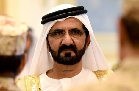 إعلان الحكومة التاسعة منذ تولي ابن راشد رئاسة الوزراء بالإمارات