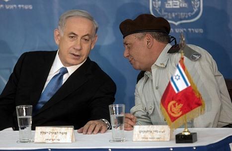 تقدير إسرائيلي: آيزنكوت قد يكون رئيس الحكومة الشرقي الأول