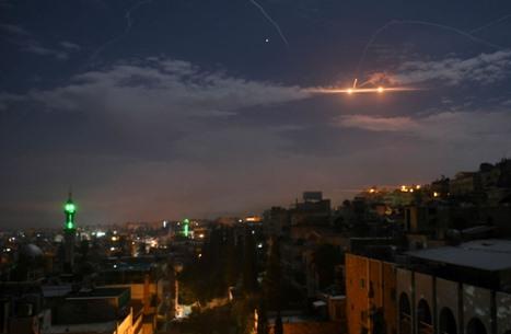 تلفزيون إيراني: ضرب الناقلة الإسرائيلية رد على قصف بسوريا