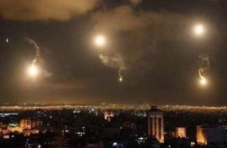 ماذا وراء تكرار قصف الاحتلال لهذه المنطقة جنوب دمشق؟