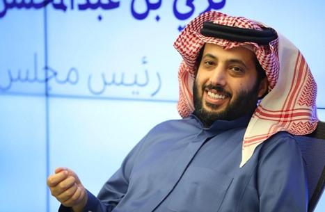 """تركي آل الشيخ يرعى برنامج """"رامز"""" الجديد.. وجدل (شاهد)"""
