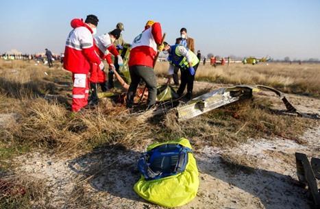 """إيران تكشف """"السبب الأساسي"""" وراء سقوط الطائرة الأوكرانية"""