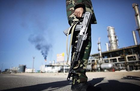 """""""النفط الليبية"""": حرس المنشآت أحبط محاولة اقتحام مقرنا بطرابلس"""