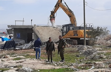تقرير أممي: الاحتلال هدم وصادر 30 مبنى فلسطينيا في أسبوعين