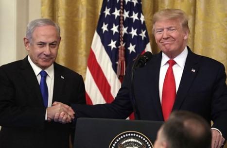 """دعوة إسرائيلية لتوثيق العلاقات مع أمريكا.. """"منفعة متبادلة"""""""
