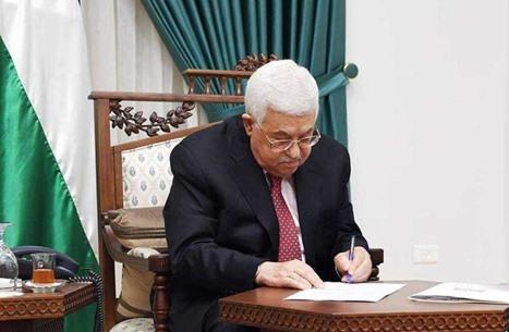 رفض فلسطيني لإصدار عباس قوانين جديدة قبل الانتخابات