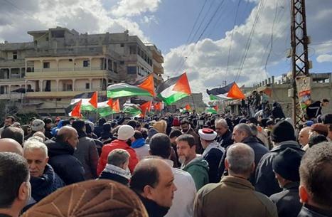 """""""العودة"""" الفلسطيني يحذر الأمم المتحدة من تدهور أوضاع اللاجئين"""