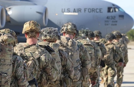 """""""البنتاغون"""" يخفض قواته بالعراق وأفغانستان إلى 2500 جندي"""