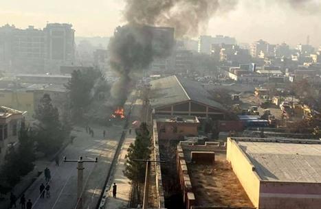 الجيش الأمريكي يقر بقتل 7 أطفال بغارته الأخيرة على كابول