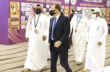 """سخط إزاء مشاركة إسرائيليين ببطولة """"الجودو"""" في قطر"""