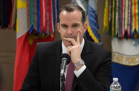"""هل يؤثر تعيين """"ماكغورك"""" على العلاقات التركية الأمريكية بسوريا؟"""
