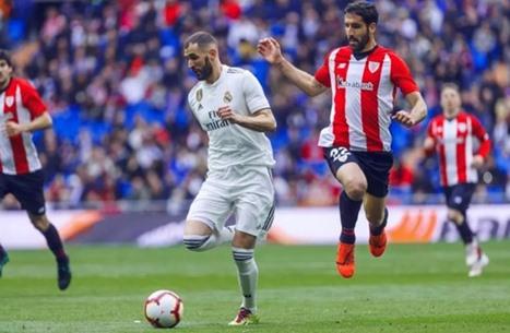"""""""بلباو"""" يطيح بالريال ويضرب موعدا مع برشلونة بنهائي السوبر"""