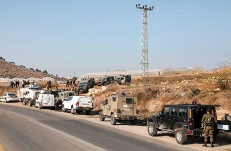 الاحتلال يشن حملة اعتقالات واسعة بالقدس والضفة