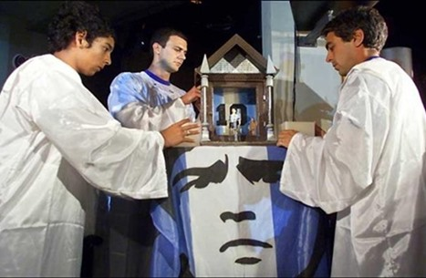 وفاة مارادونا ترفع عدد أتباع كنيسة الأسطورة.. بماذا يؤمنون؟