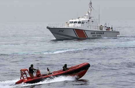 تركيا تعلن الرد على تحرش مقاتلات يونانية بسفينة ببحر إيجه