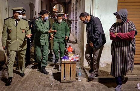 """""""هيومن رايتس ووتش"""" تنتقد بشدة واقع الحريات في المغرب"""