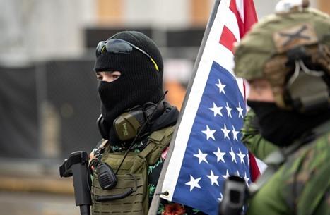 """FBI"" يتحقق من الجنود قبل مراسم تنصيب بايدن"