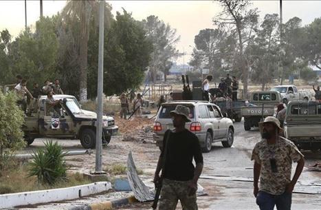 مقتل جنديين في تفجير لغم أرضي بمقديشو