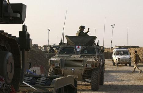 انفجار جديد يستهدف شاحنات للتحالف الدولي بالعراق